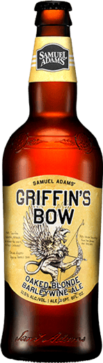 Large Beer Griffins Bow
