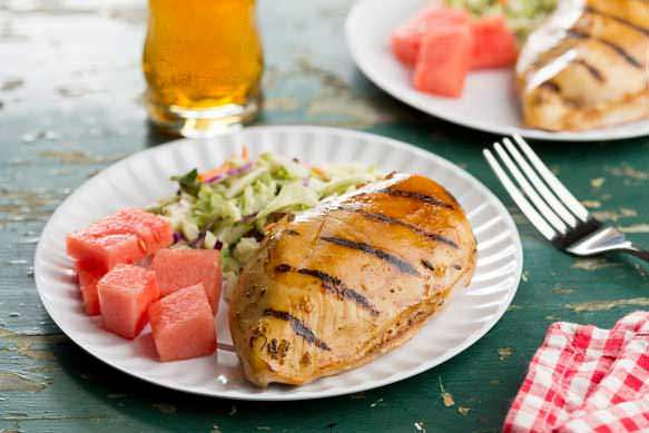 Barbecued Miso Chicken