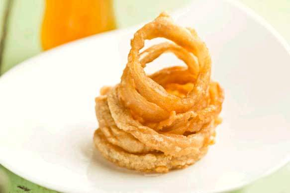 Samuel Adams® - Beer Battered Onion Rings - Food & Craft Beer