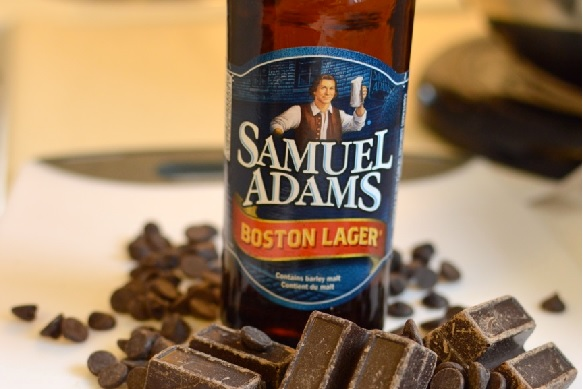Boston Lager Brownies