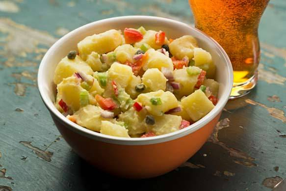 Boston Lager Potato Salad