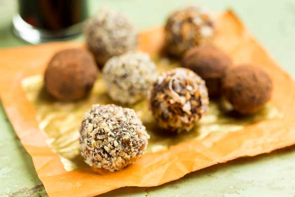Cream Stout Truffles