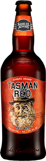 Large Beer Tasman Red