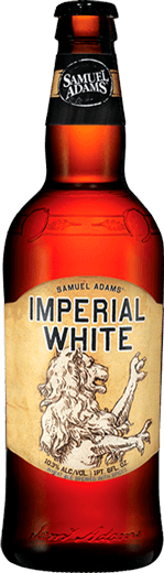 Large Beer Imperial White