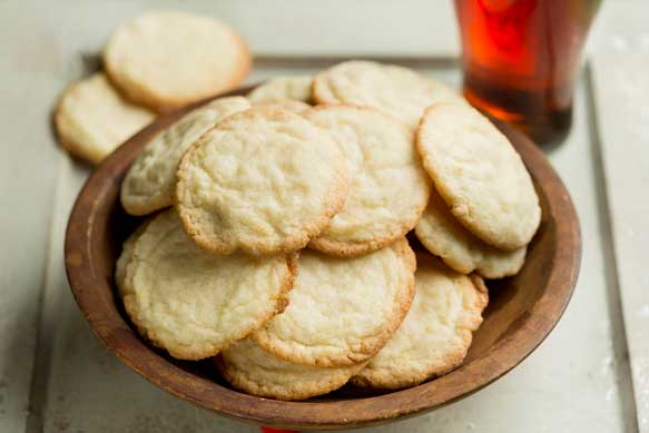 Delectable Sugar Cookies with Samuel Adams Winter Lager