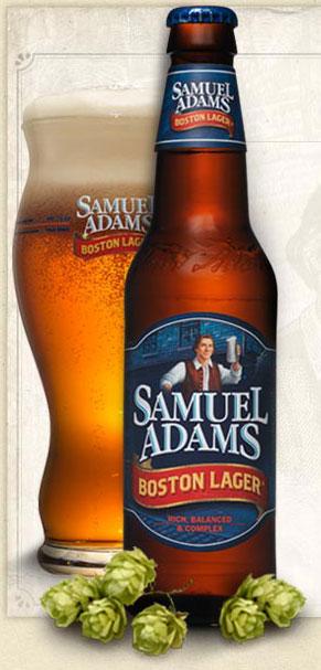 samuel adams our craft beers