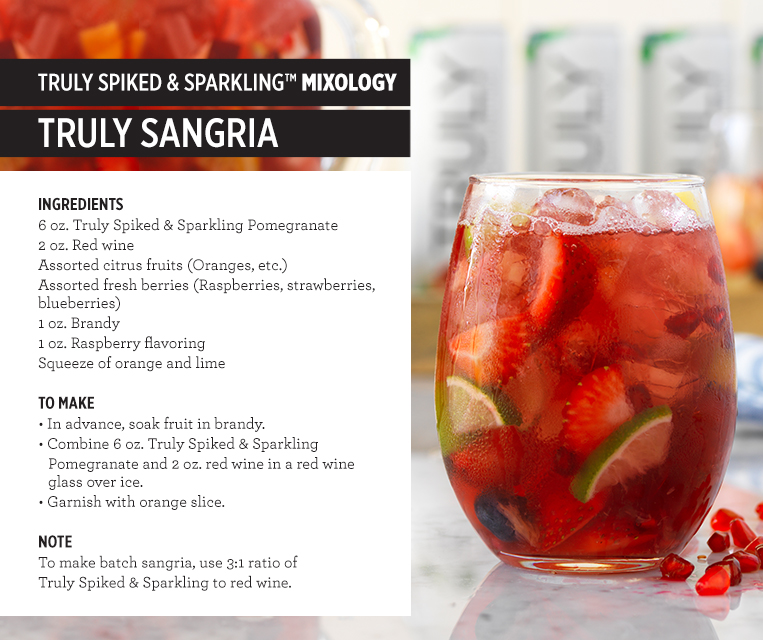 m truly sangria