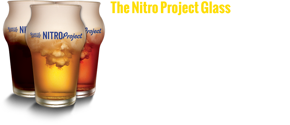 nitro project glass section