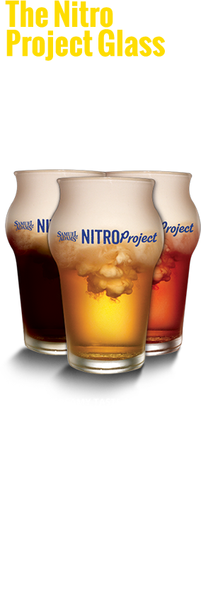 nitro project glass section mobile
