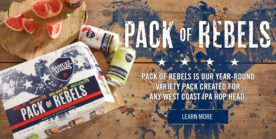 PackOfRebels Slider