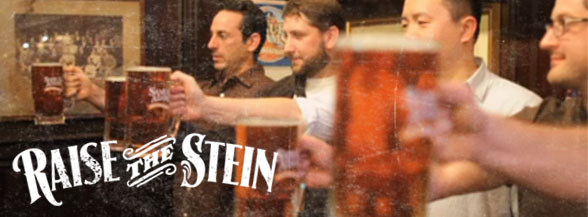 Raise the Stein HPBanner
