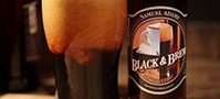 Samuel Adams Black and Brew