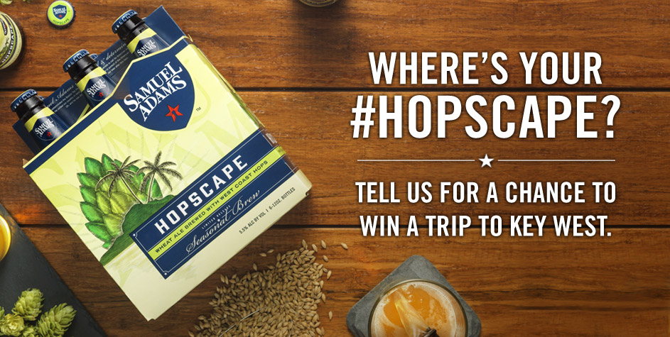 WheresYourHopscape Slider