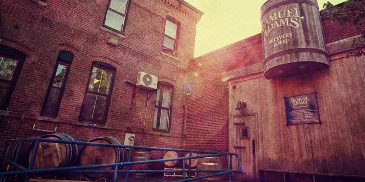 Sam Adams Brewery Tours Cincinnati