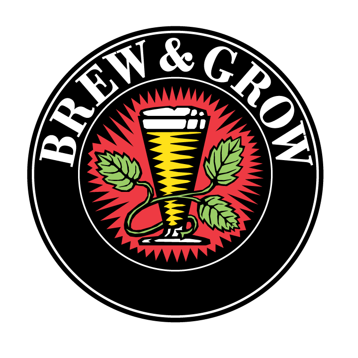BREWGROW LOGO