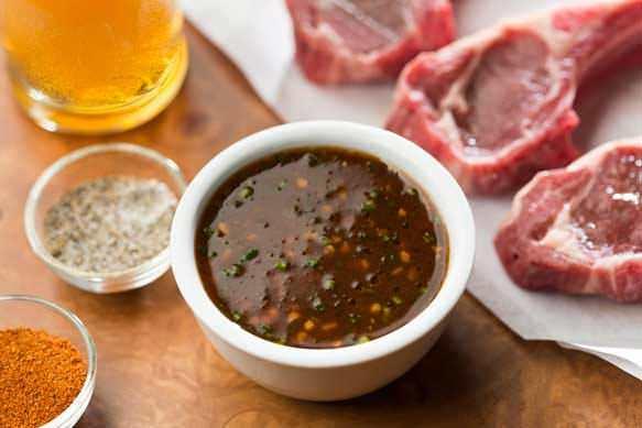 Samuel Adams® - Hoisin Marinade for Pork, Chicken or Lamb - Food ...