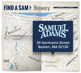 Sam Adams Brewery Tour Boston Parking