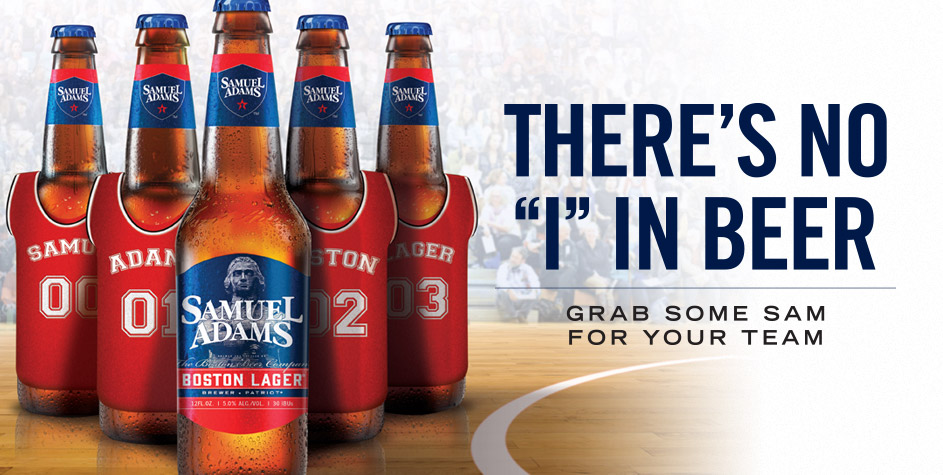 Samuel Adams   Pursue Better NoIinBeer Basketball Slider IinBeer Basketball SliderMobile