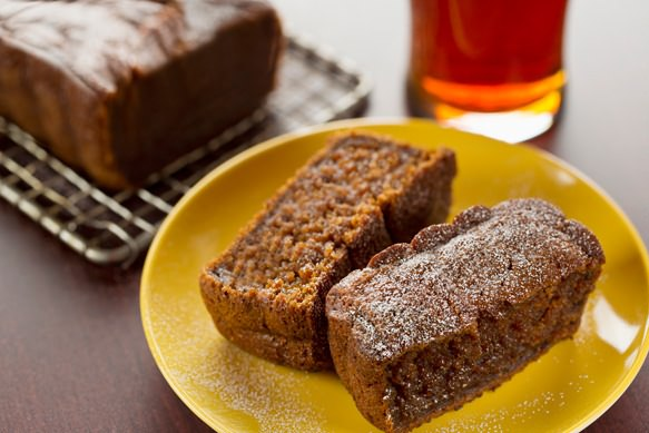 Samuel Adams Harvest Pumpkin Ale Bread