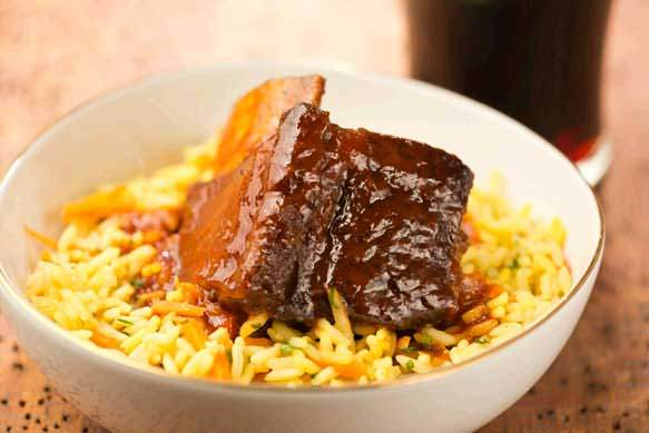 Samuel Adams Scotch Ale Braised Short Ribs
