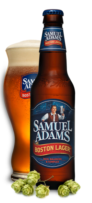 Samuel Adams Boston Lager Our Flagship Craft Beer