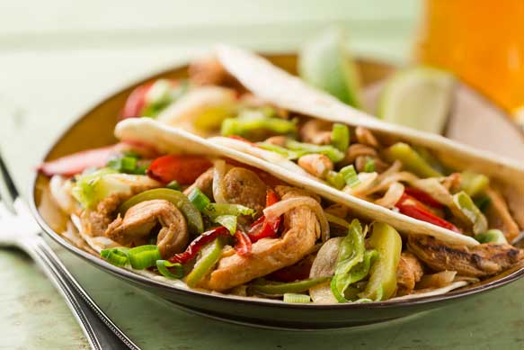 crispy chicken fajitas flavorful chicken fajitas chicken fajitas ...